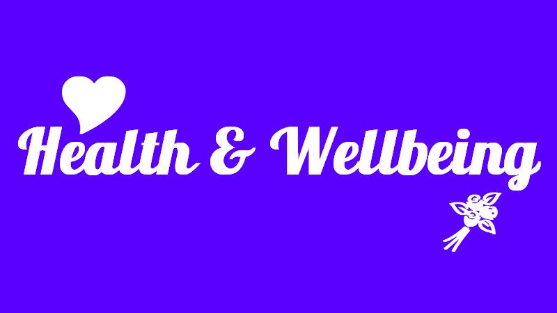 health & wellbeing portfolio image