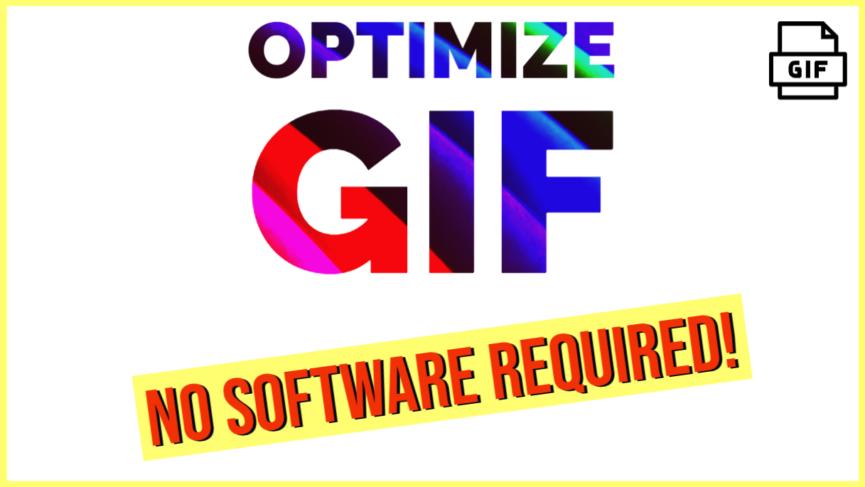 Optimize Gif Thumbnail